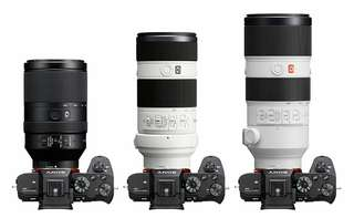 Looking for: Sony FE telephoto zoom