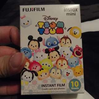 Disney Tsum Tsum Instax Mini