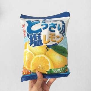 🚚 可康海鹽檸檬糖(150g/包)