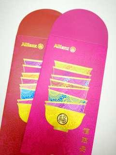 4pcs Allianz Ang Pow
