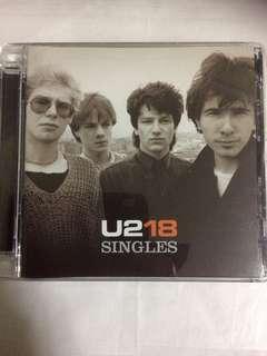 Cd 32 U2 18 Singles