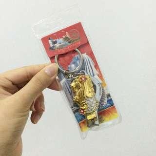 🚚 全新/ 新加坡紀念品 魚尾獅指甲刀