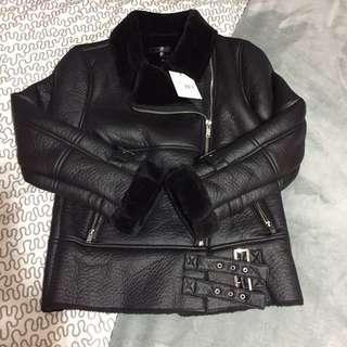 Missguided Aviator Jacket