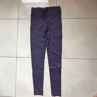 NEGO jegging point one size S wrn taro