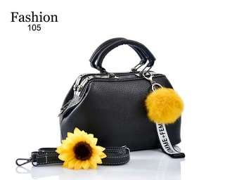 Fashion Doctor*   Material Leather Lambskin Quality Semi Premium Uk 26x14x18 Berat 0.7kg 6wrn (peach, purple,red,brown,green,black)  *Dijamin Mantap Bagus* 👍🏻👍🏻👍🏻