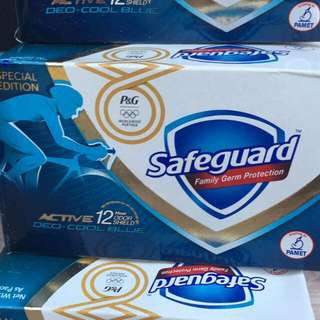 Safeguard Active Sport Soap!