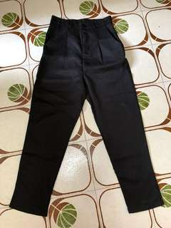 Ladies Black Pants