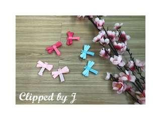 Handmade Hair Clips - Dragonflies