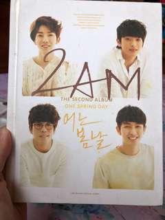 One Spring Day 2AM Album
