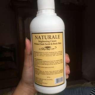 Naturale Bleaching - Brightening Cream Body Skin