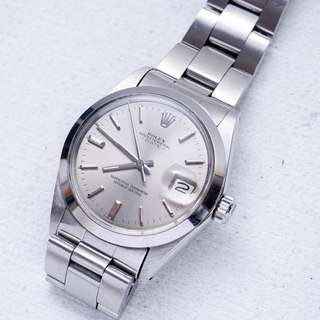 Rolex datejust 1500 vintage watch