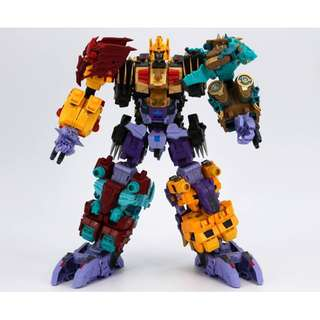 PRE-ORDER : Fansproject Saurus Ryu-Oh - Beastructor