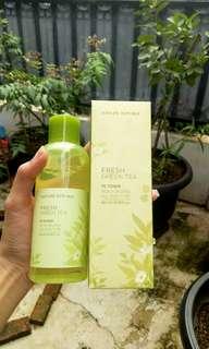Toner Fresh Green Tea 180ml