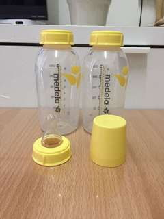 Medela Milk Storage bottles 250ml