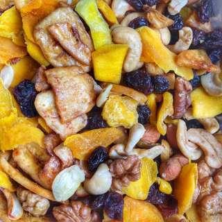 Mixe Fruits