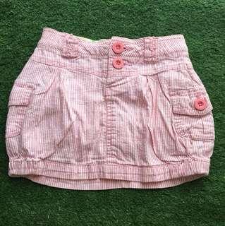 Pink Skirt 4T