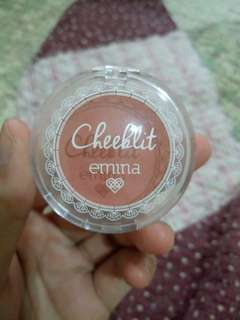 Emina Cheeklit Pressed Blush - Marshmallow Lady
