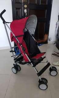 Silver Cross Fizz Sport Stroller