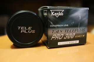 Kenko 1.4x Teleplus Pro 300 DGX增距鏡 (canon)