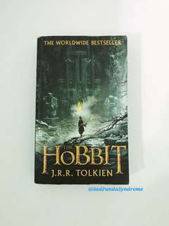 J.R.R. Tolkien Book( The Hobbit)