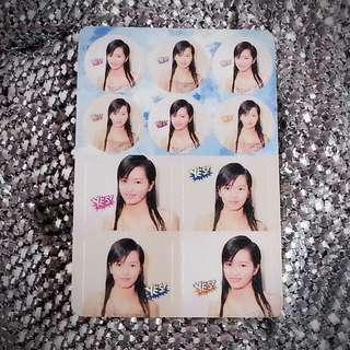 梁詠琪 KISS ME ST2605 絕版 Yes Card Yes咭 Yes卡 明星相 明星照片 回憶 珍藏 偶像
