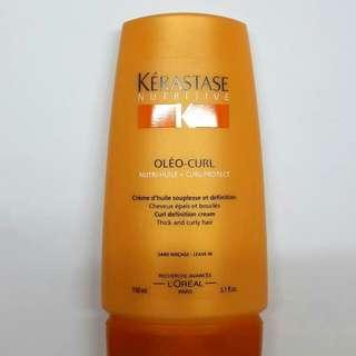 Kerastase Oleo Curl Leave in Definition Cream