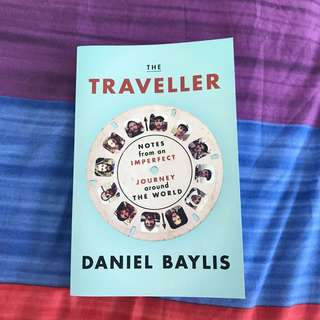 The Traveller By Daniel Baylis
