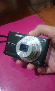 Sony cybershot camera DSC W730