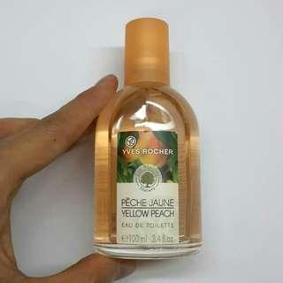 Yvea Rocher Peach Perfume