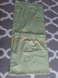 Curtain sliding door-2pcs