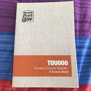 Murdoch Tourism Course Reader : A Source Book TOU000
