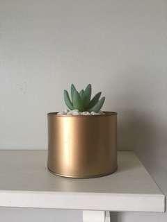 Home Artificial Succulent Plant Decor