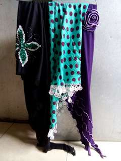 Jilbab segitiga