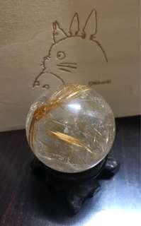 金髮晶:升職加人工! 有權又有勢!招財水晶球
