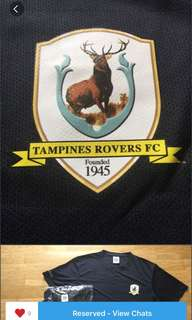 Tampines Rovers Supporter t-shirt