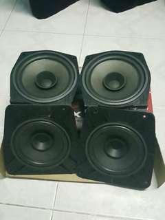 Blaupunkt Car Speaker