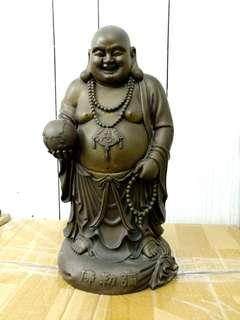 舊彌勒佛大銅像