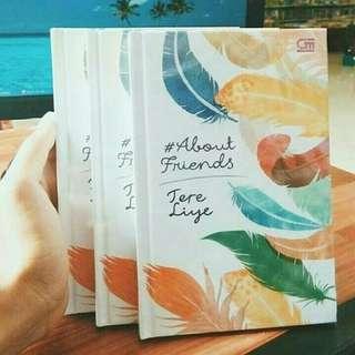 #AboutFriends