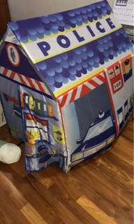 Police Play Tent
