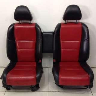Honda Stream Car Leather Seat (CS389)