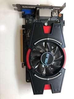ASUS GTX650 1GB