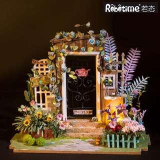 GSS! DIY Garden Entrance (Mini Doll House)