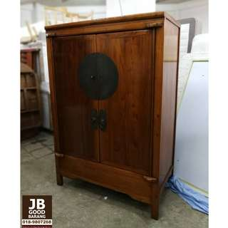 High Quality Heavy Antique Chinese Cabinet