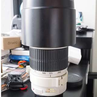 Canon 70-200mm f4 IS with 3rd party tripod mount