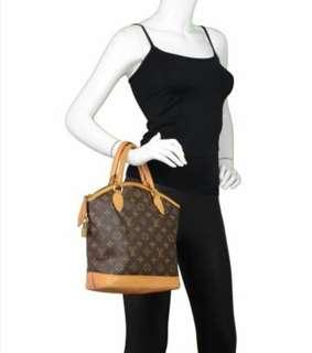 Authentic Louis Vuitton Lockit Monogram Sz PM-Pretty bag🎂🍰