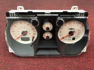 Mitsubishi Airtrek Ralliart Sports Combination Meter