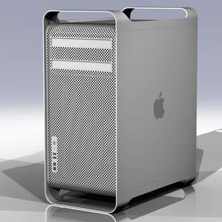 Apple Mac Pro 2 x 3.0 Ghz Xeon Dual-Core with Dual Display