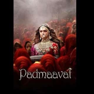 [Rent-A-Movie] PADMAAVAT (2018)