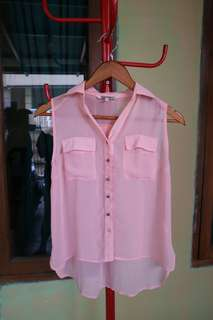Pink top colourbox