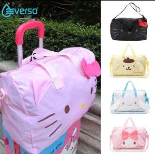 Cartoon Travel Bag